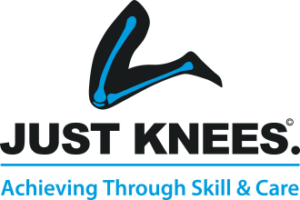 Just Knees Logo
